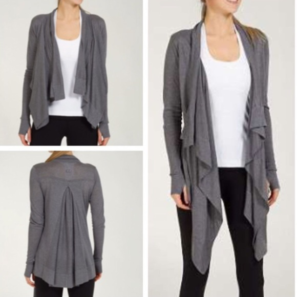 97ecc1b089b4 lululemon athletica Sweaters - Lululemon Mudra Multiway Cardigan Sweater  Wrap